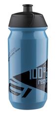 Велобутылка Force, BIO, 500мл, сине/черная