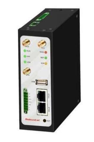 Robustel R3000-Q3PA (Q3PB) Wi-Fi - Промышленный 2G/3G/ 4G роутер с двумя SIM-картами