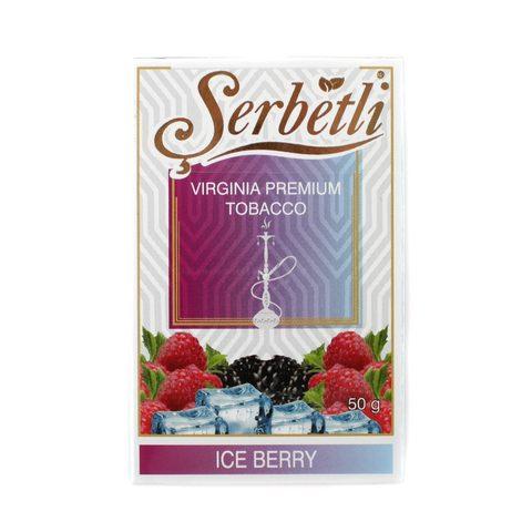 Табак для кальяна Serbetli Ice Berry 50 гр