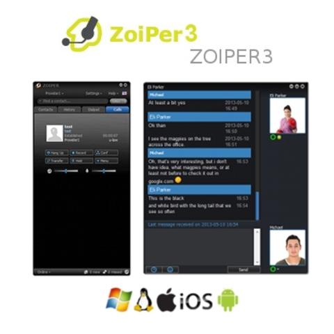 Zoiper 3