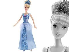 Кукла Золушка Сверкающая Принцесса Диснея