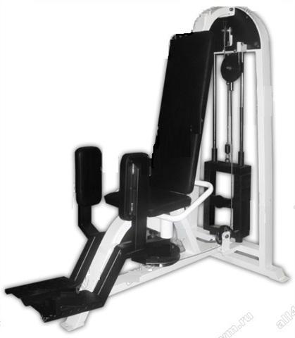 Тренажер для отводящих мышц бедра