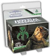 Star Wars Imperial Assault: Jabba the Hutt