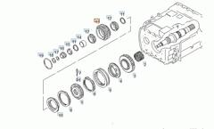 Шестерня КПП МАН ТГА/MAN TGA Шестерня 4-ой передачи 32зуб. КПП 16S151/1625/1820 81323020059  13 - 81323020059 Наклонное колесо  № OEM Наименование детали  1 81322020101 Главный вал  2 81934020108 Сепаратор игольч. подшипника  3 81323020058 Наклонное колесо  3 Синхронизация только в сборе заменить  12 81934040062 сепаратор с игольчат.роликами  4 81324250158 Корпус сцепления  5 81324200279 Синхронная часть  6 81976010895 Прижимная пружина  7 81325100013 Нажимная часть  8 82324200018 Синхронное кольцо  9 82324020013 Подвижная втулка  10 81324250158 Корпус сцепления  11 81323130322 Пусковая шайба  13 81323020059 Наклонное колесо  14 81372600007 Внутреннее кольцо  15 81323130304 Осевой диск  15 81323130303 Осевой диск  15 81323130263 Осевой диск  15 81323130300 Осевой диск  15 81323130111 Осевой диск  15 81323130301 Осевой диск  15 81323130110 Осевой диск  15 81323130302 Осевой диск  16 81935010080 Внутреннее кольцо  17 81325210146 Кольцо; разделенный  17 81325210147 Кольцо; разделенный  17 81325210148 Кольцо; разделенный  17 81325210149 Кольцо; разделенный  17 81325210150 Кольцо; разделенный  18 81908200429 Стопорное кольцо  19 81325270026 Кольцо  19 81325270025 Кольцо  19 81325270021 Кольцо  19 81325270023 Кольцо  19 81325270020 Кольцо  19 81325270024 Кольцо