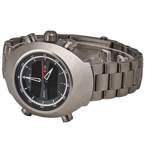 Часы наручные Omega 32590437901001