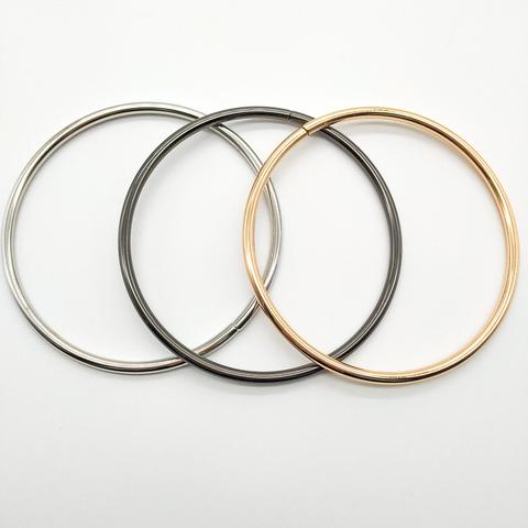Кольцо металлическое, разъёмное  11 см., (выбрать цвет)