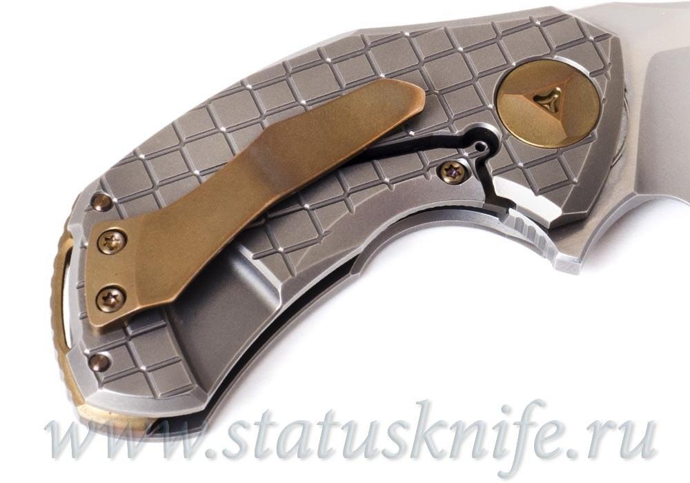 Нож Синькевич Vifaru #2 Full Custom - фотография
