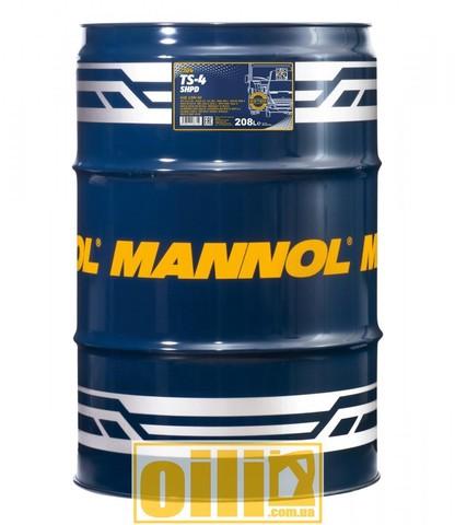 Mannol 7104 TS-4 SHPD 15W-40 208л