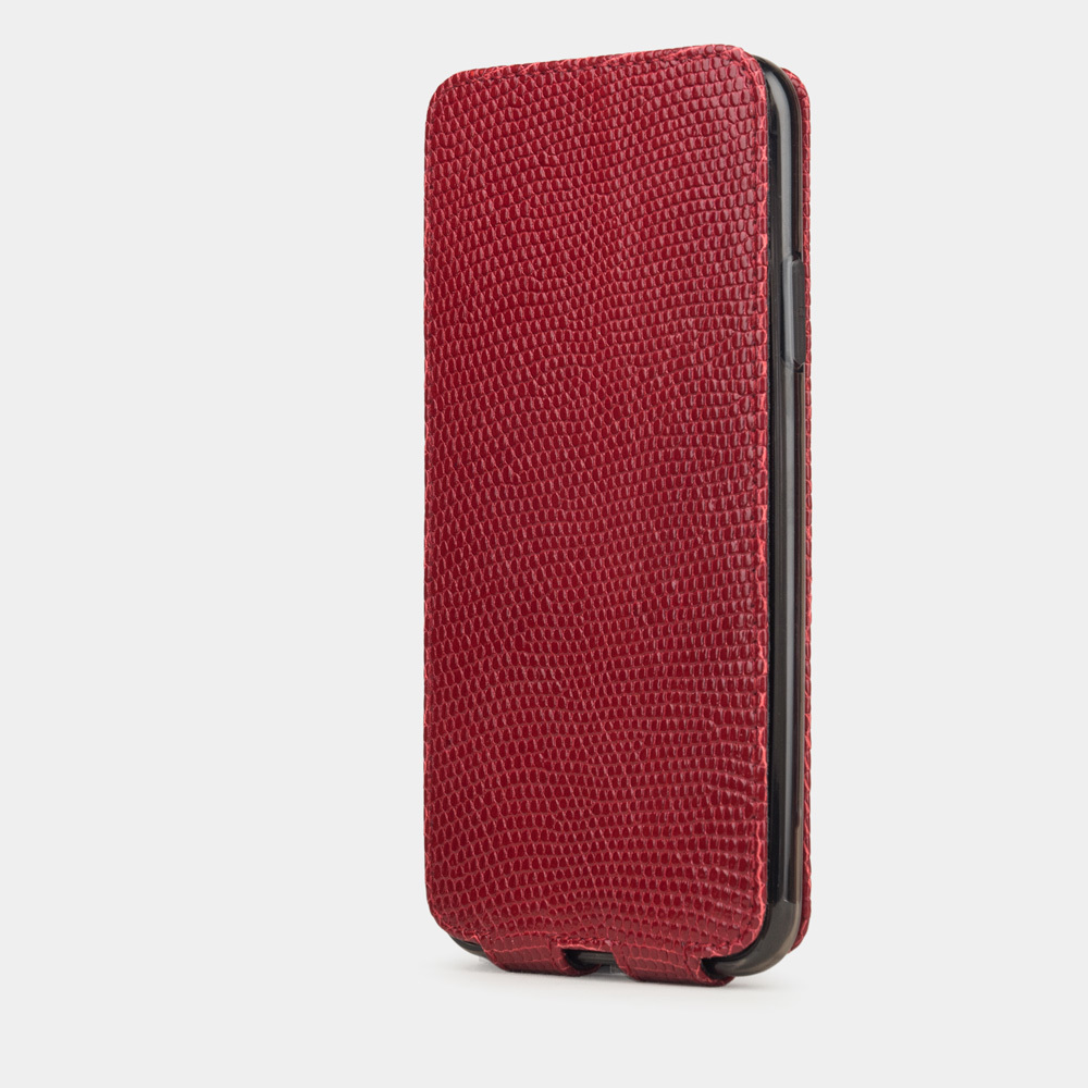 Case for iPhone 11 Pro - lizard red