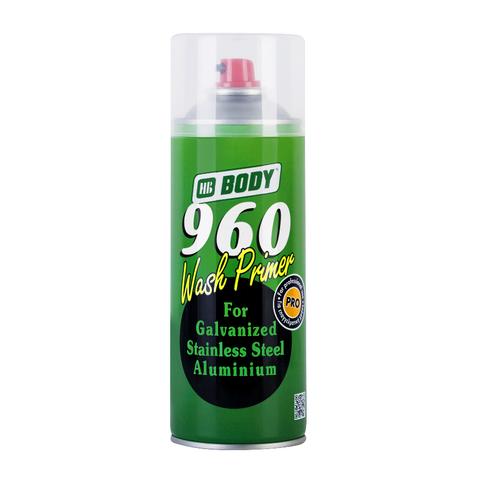 Аэрозольный грунт Body 960 Wash Primer 0,4л