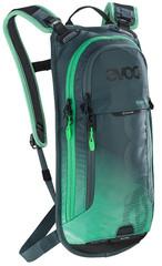 Велорюкзак с питьевой системой Evoc Stage 3L + 2L Bladder Slate-Neon Green