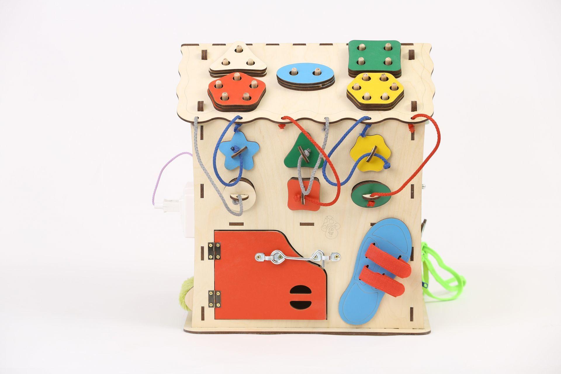 Бизидомик с электрикой