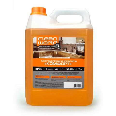 Универсальное чистящее средство Чисто Комфорт гель 1 л