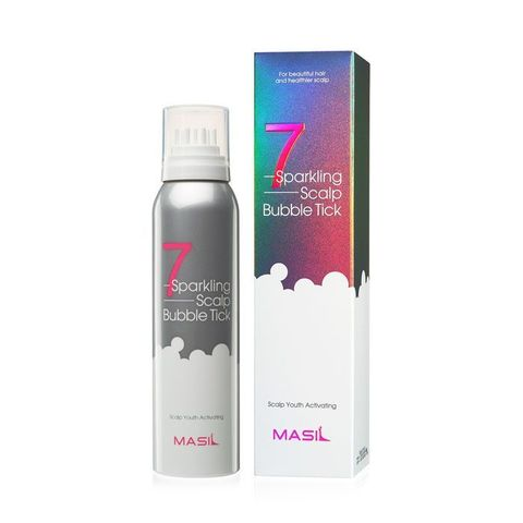 Пилинг для кожи головы MASIL 7 Sparkling Scalp Bubble Tick 150 мл.