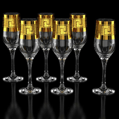 Мини-бар «Кристалл» под шампанское и водку, 12 предметов, фото 4