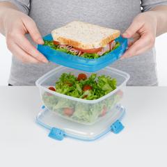 Контейнер для салата и сэндвичей Sistema