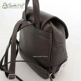 Сумка Саломея 502 бронза (рюкзак)