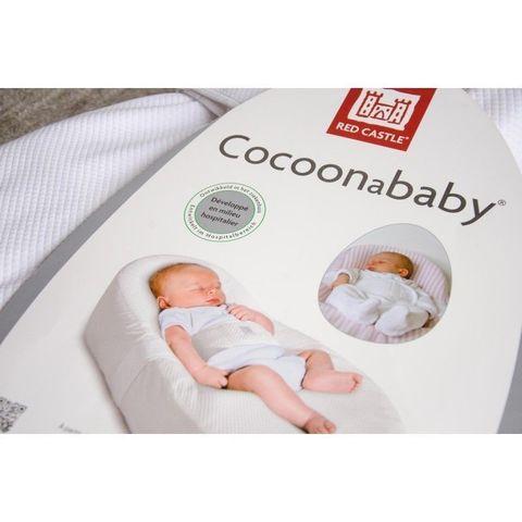 Кокон для новорожденных Cocoonababy Red Castle напрокат