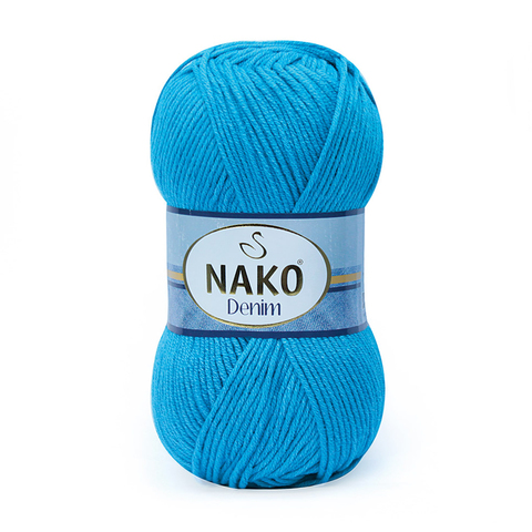 DENIM Nako (60%хлопок, 40%пр.акрил, 100гр/200м)