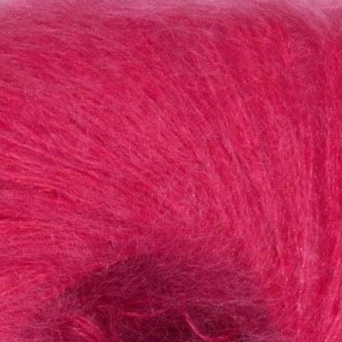 Пряжа Mohair Royal ( Мохер Роял ). Цвет: ярко-розовый. Артикул: 8395