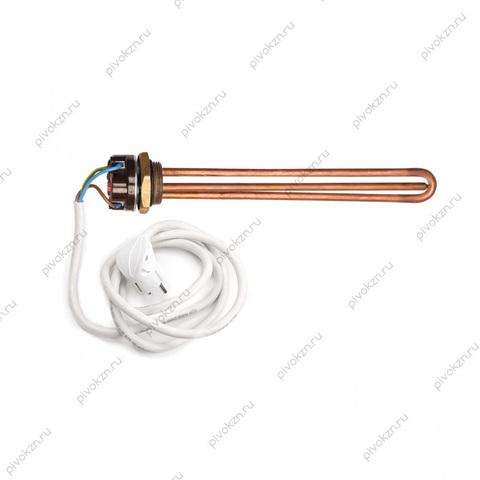 Нагревательный элемент (ТЭН) Ariston 1,5 кВт с термоконтактами (защитой от перегрева)
