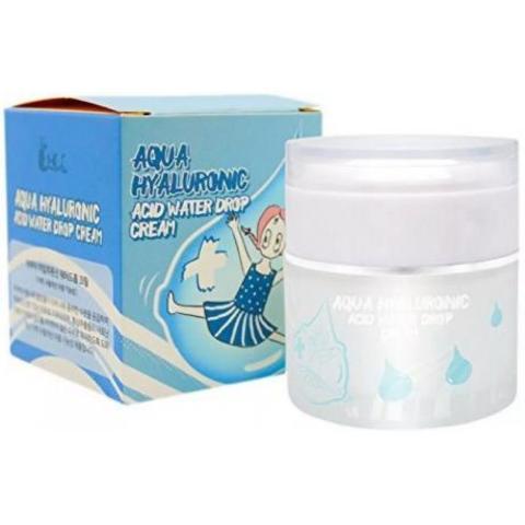 Крем для глубокого увлажнения кожи лица Elizavecca с гиалуроновой кислотой 50 мл