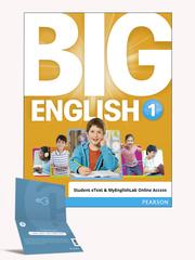Big English 1 Student eText & MyEnglishLab Onli...