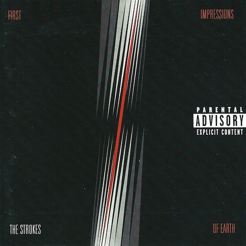 Виниловая пластинка The Strokes - First Impressions Of Earth