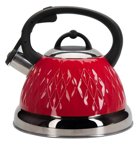 Чайник 2,3л со свистком 94-1503