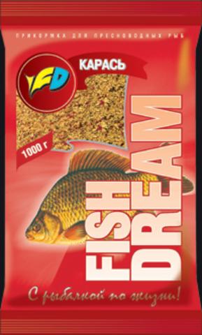 Прикормка Fish Dream (Фишдрим) Карась