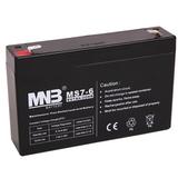 Аккумулятор MNB MS7-6 ( 6V 7Ah / 6В 7Ач ) - фотография