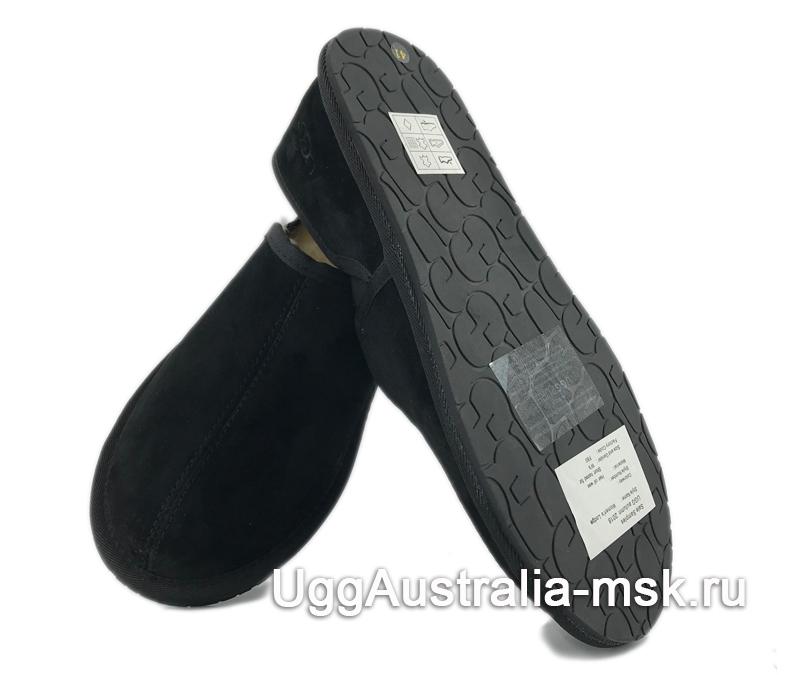 UGG Men's Scuff Romeo II Black