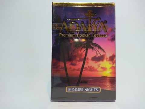 Табак для кальяна ADALYA Summer Nights 50 g