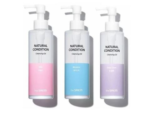 Natural Condition Cleansing Oil