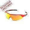 Очки солнцезащитные 2K S-15002-G (красный глянец / красный revo)