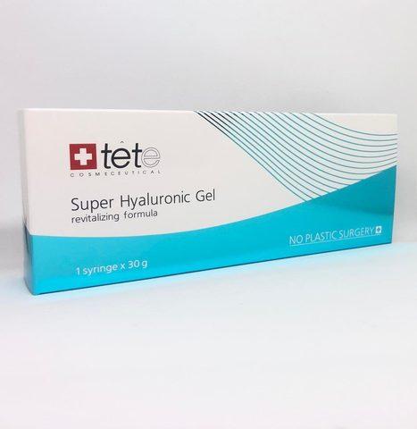 Универсальный гель для кожи лица, шеи и век / Super Hyaluronic Gel