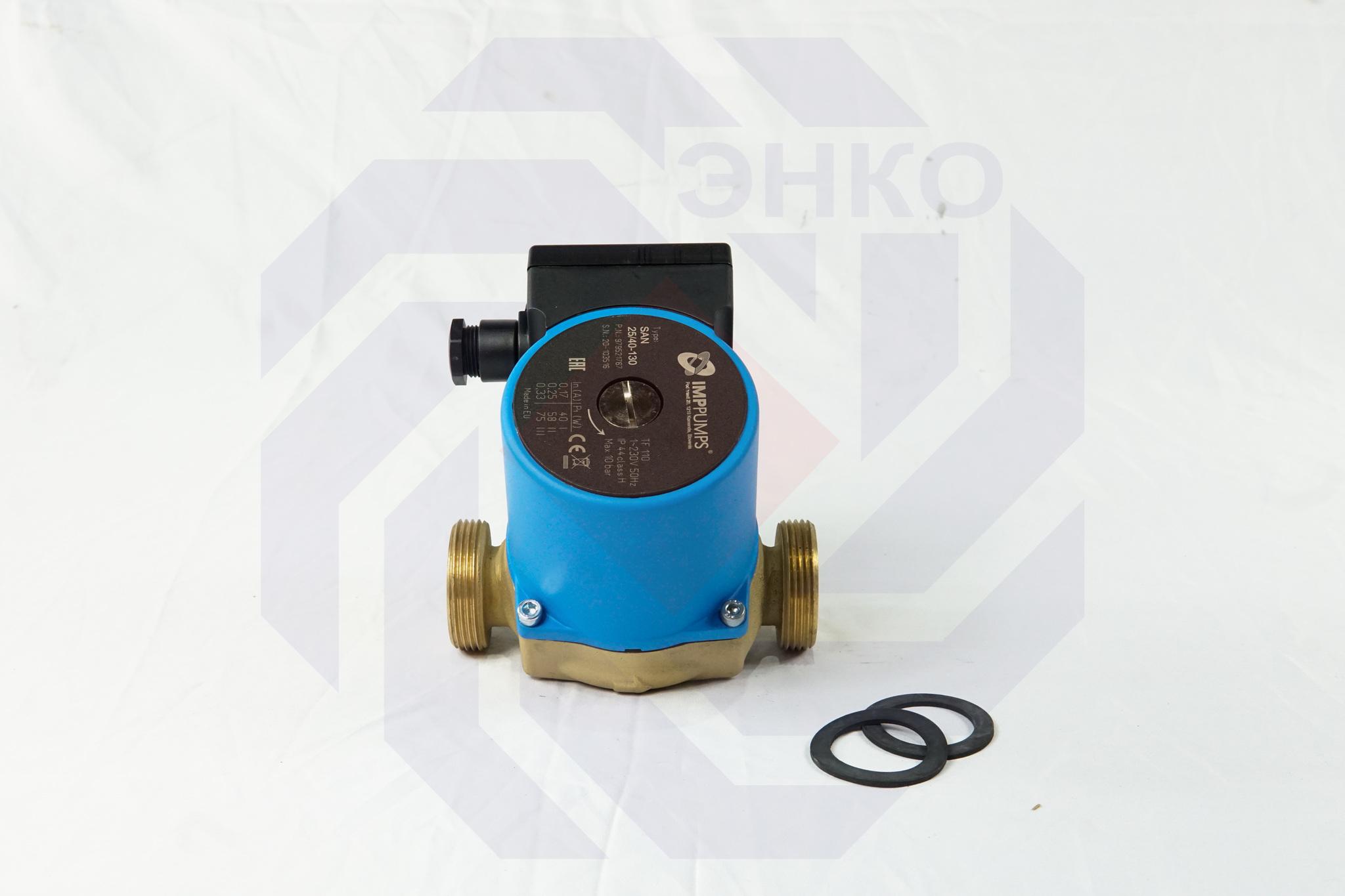 Насос циркуляционный IMP SAN 25/40-130