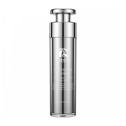 Премиум-эмульсия с икрой и платиной Ottie Platinum Aura Vital Balancing Emulsion