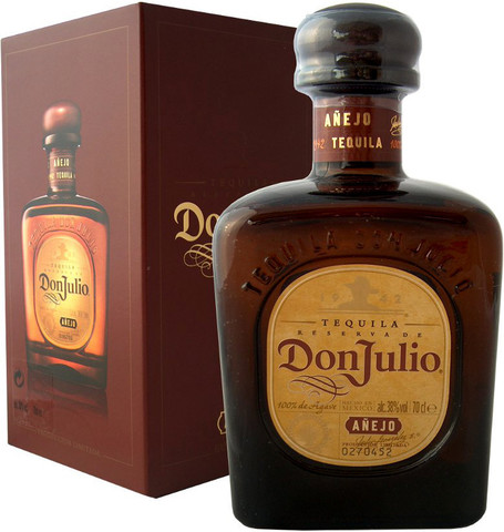 Текила Don Julio Anejo, with box, 0.75 л