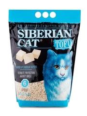 Наполнитель для кошачьего туалета, Сибирская Кошка, Тофу Оригинальный
