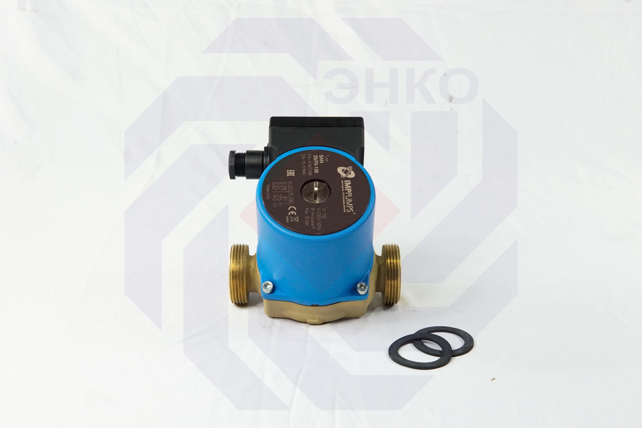 Насос циркуляционный IMP SAN 25/70-130
