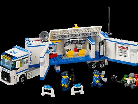 LEGO City: Выездной отряд полиции 60044 — Mobile Police Unit — Лего Сити Город