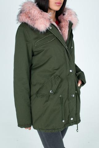 джинсовая куртка парка женская недорого