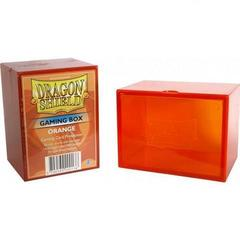 DS Deckboxes: Acrylic Orange (100)