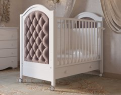 Кровать детская Софи Люкс белый