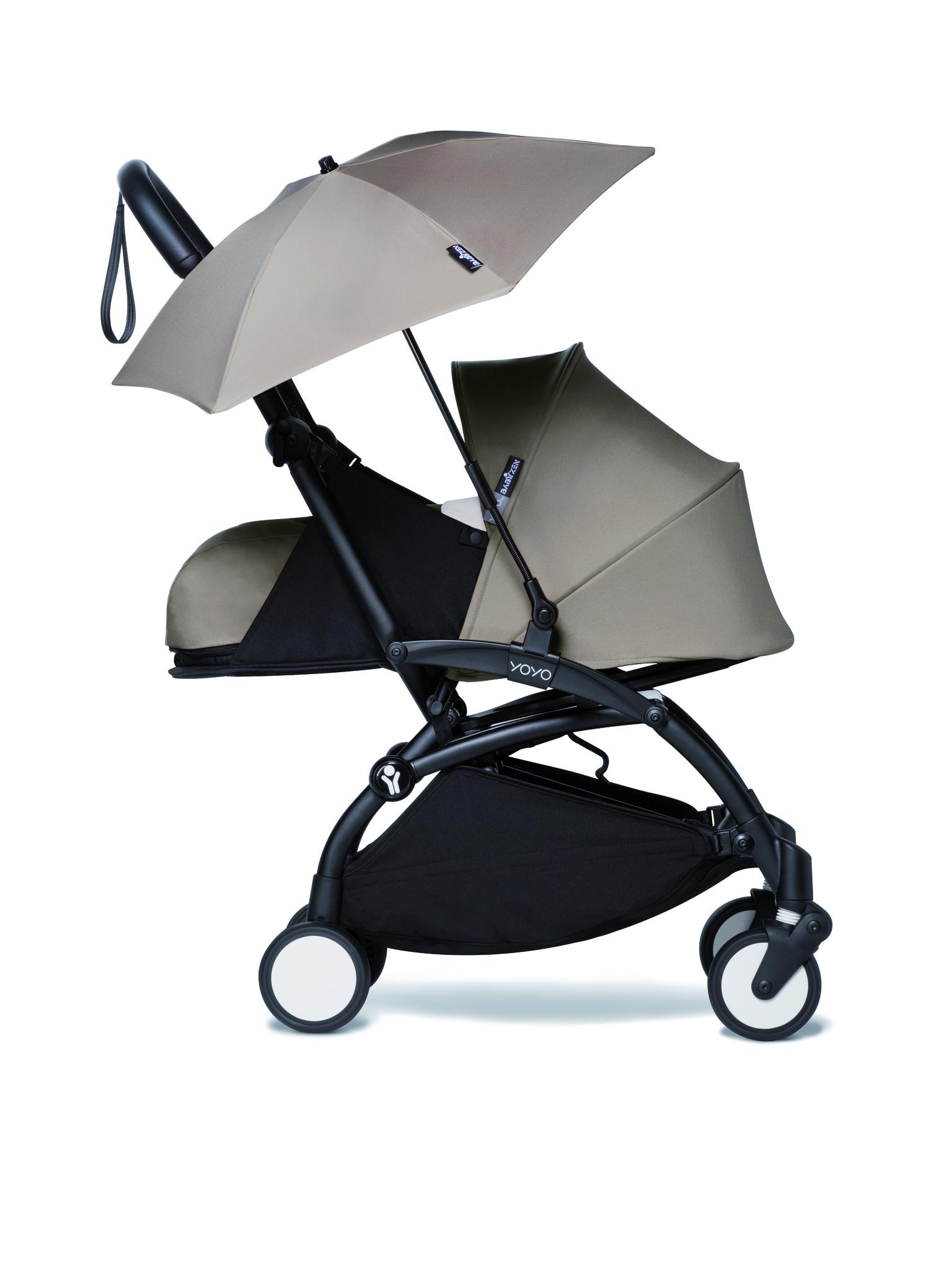 Зонт BabyZen YOYO + Taupe Кротовый