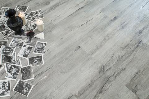 Кварц виниловый ламинат Fine Floor 2070 Rich Дуб Корфу
