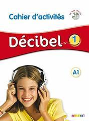Decibel 1 Cahier+CD