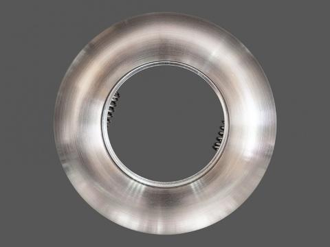 Встраиваемый Светильник LDY-LD2017-SN GU5.3 Матовый никель