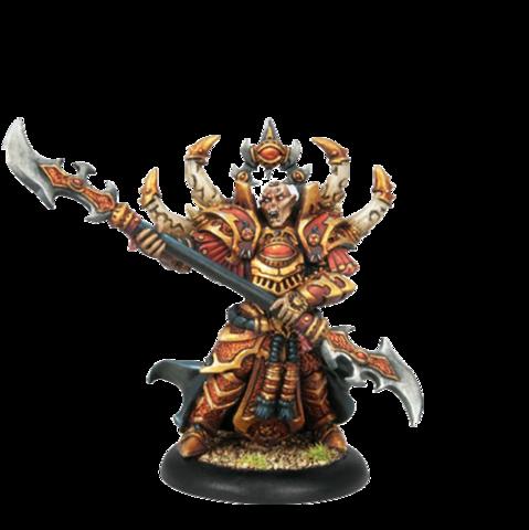 Warlock Lord arbiter Hexeris BLI